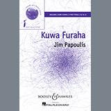 Download or print Jim Papoulis Kuwa Furaha Sheet Music Printable PDF -page score for Festival / arranged SAB SKU: 177548.