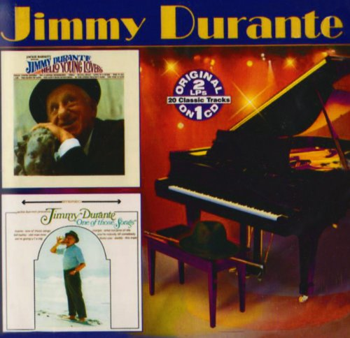 Easily Download Jimmy Durante Printable PDF piano music notes, guitar tabs for  Piano, Vocal & Guitar (Right-Hand Melody). Transpose or transcribe this score in no time - Learn how to play song progression.