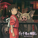 Download or print Joe Hisaishi Reprise … (from Spirited Away) Sheet Music Printable PDF -page score for Film and TV / arranged Melody Line SKU: 109879.