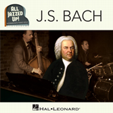 Download or print J.S. Bach Aria Sheet Music Printable PDF -page score for Classical / arranged Piano SKU: 162066.