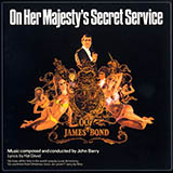 Download or print John Barry On Her Majesty's Secret Service - Theme (from James Bond) Sheet Music Printable PDF -page score for Film and TV / arranged Piano SKU: 116029.
