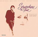 Download or print John Barry Somewhere In Time Sheet Music Printable PDF -page score for Film and TV / arranged Piano SKU: 32441.