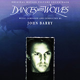 Download or print John Barry The John Dunbar Theme (from Dances With Wolves) Sheet Music Printable PDF -page score for Film and TV / arranged Piano SKU: 30370.