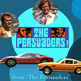 Download or print John Barry The Persuaders Sheet Music Printable PDF -page score for Film and TV / arranged Piano SKU: 15548.