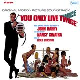 Download or print Nancy Sinatra You Only Live Twice (theme from the James Bond film) Sheet Music Printable PDF -page score for Pop / arranged Piano SKU: 32133.