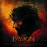 Download or print John Debney Bearing The Cross Sheet Music Printable PDF -page score for Religious / arranged Piano SKU: 27972.