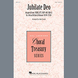 Download or print John Leavitt Jubilate Deo Sheet Music Printable PDF -page score for Baroque / arranged SSA SKU: 186149.