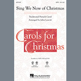 Download or print John Leavitt Sing We Now Of Christmas Sheet Music Printable PDF -page score for Christmas / arranged Piano SKU: 97147.