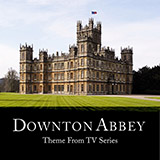 Download or print John Lunn Downton Abbey (Theme) Sheet Music Printable PDF -page score for Film and TV / arranged Piano SKU: 111990.