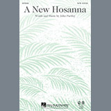 Download or print John Purifoy A New Hosanna Sheet Music Printable PDF -page score for Concert / arranged Handbells SKU: 87776.