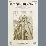 Download or print John Purifoy For All The Saints Sheet Music Printable PDF -page score for Religious / arranged Piano SKU: 151038.