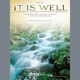 Download or print John Purifoy It Is Well With My Soul Sheet Music Printable PDF -page score for Religious / arranged Piano SKU: 151043.