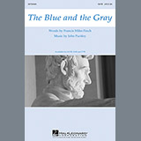 Download or print John Purifoy The Blue And The Gray Sheet Music Printable PDF -page score for Concert / arranged Choral TBB SKU: 89944.