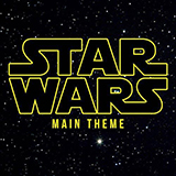 Download or print John Williams Star Wars (Main Theme) Sheet Music Printable PDF -page score for Pop / arranged Piano SKU: 91590.