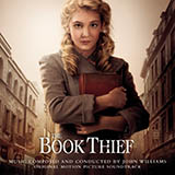 Download or print John Williams The Book Thief Sheet Music Printable PDF -page score for Film and TV / arranged Piano SKU: 152619.