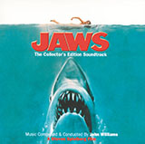 Download or print John Williams Jaws (Theme from the Film) Sheet Music Printable PDF -page score for Film and TV / arranged Piano SKU: 18484.