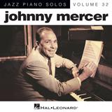 Download or print Johnny Mercer Tangerine Sheet Music Printable PDF -page score for Jazz / arranged Piano SKU: 154845.