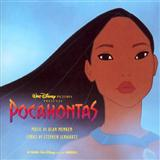 Download or print Jon Seceda If I Never Knew You (Love Theme from POCAHONTAS) Sheet Music Printable PDF -page score for Film and TV / arranged Piano SKU: 84753.