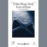 Download or print Joseph M. Martin O The Deep, Deep Love Of Jesus Sheet Music Printable PDF -page score for Hymn / arranged SATB SKU: 157115.
