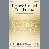 Download or print Joseph M. Martin I Have Called You Friend Sheet Music Printable PDF -page score for Concert / arranged Percussion SKU: 94045.