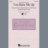 Download or print Josh Groban You Raise Me Up (arr. Roger Emerson) Sheet Music Printable PDF -page score for Pop / arranged TBB SKU: 29646.