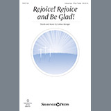 Download or print Joshua Metzger Rejoice! Rejoice And Be Glad! Sheet Music Printable PDF -page score for Religious / arranged Unison Choral SKU: 250744.