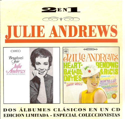 Easily Download Julie Andrews Printable PDF piano music notes, guitar tabs for  Easy Piano. Transpose or transcribe this score in no time - Learn how to play song progression.