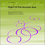 Download or print Kaisershot Flight Of The Bumble-Bee Sheet Music Printable PDF -page score for Unclassified / arranged Brass Ensemble SKU: 124755.