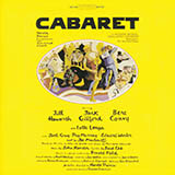 Download or print Liza Minnelli Maybe This Time (from Cabaret) Sheet Music Printable PDF -page score for Musicals / arranged Beginner Piano SKU: 17883.