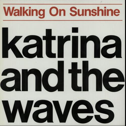 Easily Download Katrina & The Waves Printable PDF piano music notes, guitar tabs for  Piano, Vocal & Guitar (Right-Hand Melody). Transpose or transcribe this score in no time - Learn how to play song progression.
