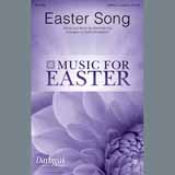 Download or print Keith Christopher Easter Song Sheet Music Printable PDF -page score for Religious / arranged Percussion SKU: 151999.