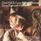 Download or print Kenny Rodgers & Kim Carnes Don't Fall In Love With A Dreamer Sheet Music Printable PDF -page score for Pop / arranged Piano SKU: 73849.