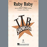 Download or print Leiber And Stoller Ruby Baby (arr. Kirby Shaw) Sheet Music Printable PDF -page score for Rock / arranged Choral TBB SKU: 97666.