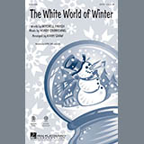 Download or print Kirby Shaw The White World Of Winter Sheet Music Printable PDF -page score for Winter / arranged SAB SKU: 171994.
