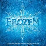 Download or print Kristen Bell Do You Want To Build A Snowman? Sheet Music Printable PDF -page score for Disney / arranged Clarinet SKU: 120282.