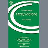 Download or print Lee Kesselman Molly Malone Sheet Music Printable PDF -page score for Festival / arranged 2-Part Choir SKU: 166618.