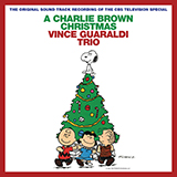 Download or print Lee Mendelson & Vince Guaraldi Christmas Time Is Here Sheet Music Printable PDF -page score for Children / arranged Guitar Lead Sheet SKU: 165040.