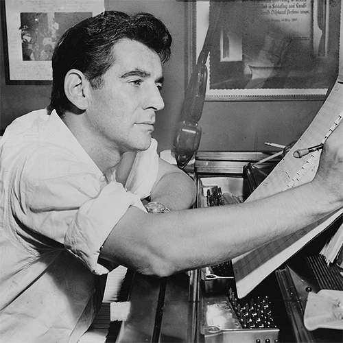 Easily Download Leonard Bernstein Printable PDF piano music notes, guitar tabs for  Piano. Transpose or transcribe this score in no time - Learn how to play song progression.