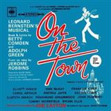 Download or print Leonard Bernstein Lonely Town (from On The Town) Sheet Music Printable PDF -page score for Broadway / arranged Piano SKU: 156216.