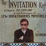 Download or print Les C. Copeland Invitation Rag Sheet Music Printable PDF -page score for Jazz / arranged Piano SKU: 65784.