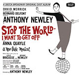 Download or print Anthony Newley What Kind Of Fool Am I? Sheet Music Printable PDF -page score for Broadway / arranged Flute SKU: 190554.
