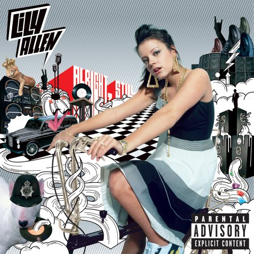 Easily Download Lily Allen Printable PDF piano music notes, guitar tabs for  Piano, Vocal & Guitar (Right-Hand Melody). Transpose or transcribe this score in no time - Learn how to play song progression.