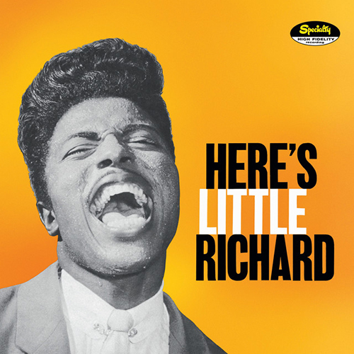 Easily Download Little Richard Printable PDF piano music notes, guitar tabs for  Piano, Vocal & Guitar (Right-Hand Melody). Transpose or transcribe this score in no time - Learn how to play song progression.