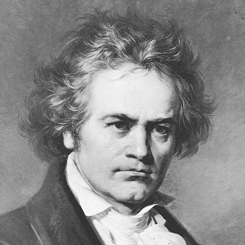Easily Download Ludwig van Beethoven Printable PDF piano music notes, guitar tabs for  Alto Saxophone. Transpose or transcribe this score in no time - Learn how to play song progression.