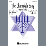 Download or print Mac Huff The Chanukah Song (We Are Lights) Sheet Music Printable PDF -page score for Chanukah / arranged SSA SKU: 151285.