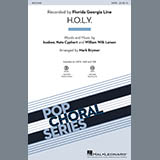 Download or print Mark Brymer H.O.L.Y. Sheet Music Printable PDF -page score for Pop / arranged TBB SKU: 180335.