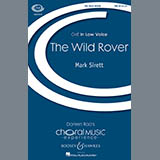 Download or print Mark Sirett The Wild Rover Sheet Music Printable PDF -page score for Concert / arranged TBB SKU: 150536.