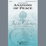 Download or print Marvin Hamlisch Anatomy Of Peace Sheet Music Printable PDF -page score for Concert / arranged 3-Part Treble SKU: 98183.