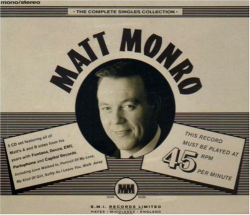 Easily Download Matt Monro Printable PDF piano music notes, guitar tabs for  Piano, Vocal & Guitar (Right-Hand Melody). Transpose or transcribe this score in no time - Learn how to play song progression.