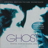 Download or print Maurice Jarre Ghost (Theme) Sheet Music Printable PDF -page score for Film and TV / arranged Piano SKU: 38263.